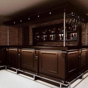 Барные стойки и мебель