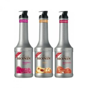 Le Fruit de MONIN (фруктовое пюре от MONIN)